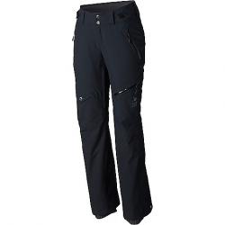 Mountain Hardwear Women's Chute Insulated Pant Black