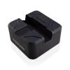 Galaxy S7/S7 Edge RokDock - Black Aluminum