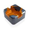 iPhone 7/7 Plus RokDock - Orange/Gunmetal