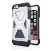 iPhone 6/6s Plus Fuzion Back Plate - Raw Aluminum