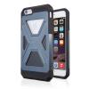 iPhone 6/6s Plus Fuzion Back Plate - Gunmetal Aluminum