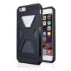 iPhone 6/6s Plus Fuzion Back Plate - Black Aluminum