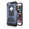 iPhone 6/6s Plus Fuzion Pro Back Plate - Gunmetal Aluminum