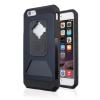 iPhone 6/6s Plus Fuzion Pro Back Plate - Black Aluminum