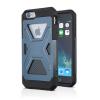 iPhone 6/6s Fuzion Back Plate - Gunmetal Aluminum