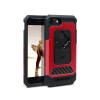 iPhone 8/7 Fuzion Pro Back Plate - Red Aluminum