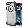 iPhone 6/6s Crystal Case and Tempered Glass Screen Protector