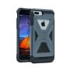 iPhone 8/7 Plus Fuzion Back Plate - Gunmetal Aluminum