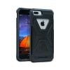 iPhone 8/7 Plus Fuzion Back Plate - Black Aluminum