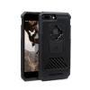 Fuzion Pro Back Plate - iPhone 8 Plus / 7 Plus - Black Aluminum