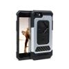 iPhone 8/7 Fuzion Pro Back Plate - Raw Aluminum