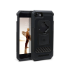 iPhone 8/7 Fuzion Pro Back Plate - Black Aluminum