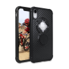 Crystal Case - iPhone XR - Black Carbon