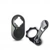 Universal Pro Series Motorcycle Fork Clamp Mount Kit - 53mm