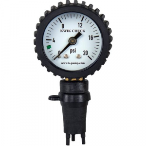 K-Pump Pressure Gauge for Boston Valves