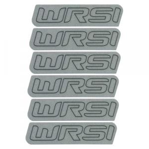 WRSI Reflective Sticker Set