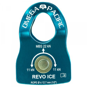 """Omega 1"""" Ice Pulley"""