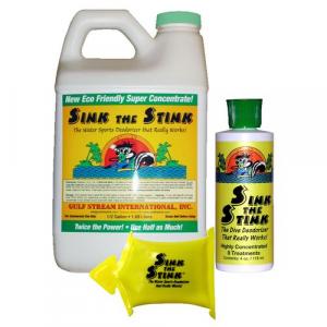 Sink The Stink Gear Deodorizer