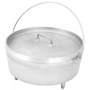 "GSI 12"" Aluminum Dutch Oven"
