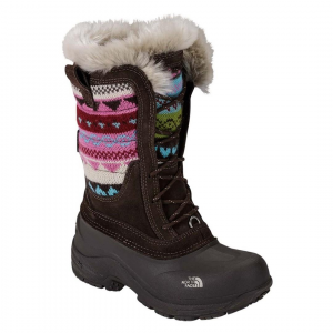 The North Face Shellista Lace Novelty Midweight Boots - Girl's