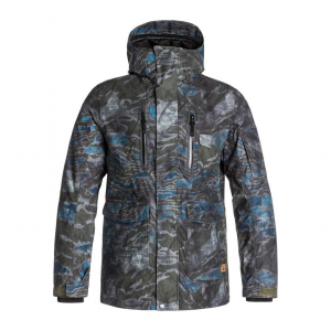 Quiksilver Dark and Stormy Jacket - Men's