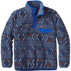 Patagaonia Lightweight Snap-T Pullover - Boy's