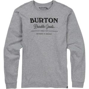 Burton Durable Goods Long Sleeve T-Shirt - Men's