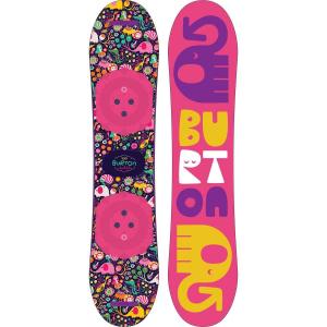 Burton Chicklet Snowboard - Youth