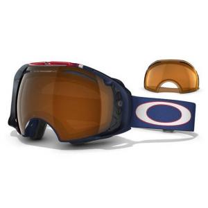 Oakley Terje Haakonsen Signature Series Airbrake Snow Goggles - Nordic Blue Frame