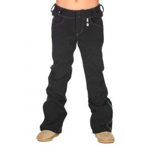 Volcom Bits Stretch Skinny Pants - Youth