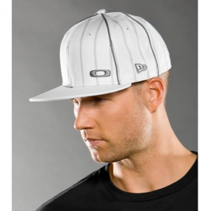 Oakley Square O Pinstripe Cap - Men's