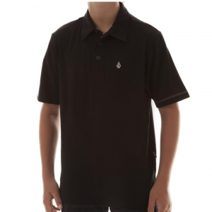 Volcom Bangin Polo Shirt - Short-Sleeve - Boy's