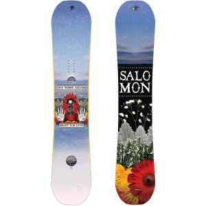 Salomon Gypsy Classicks By Desiree Snowboard - Women's