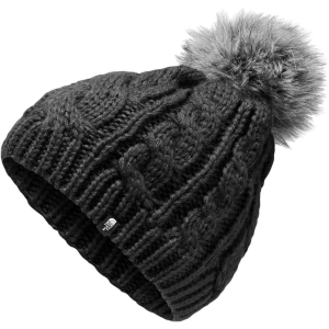 The North Face Oh-Mega Fur Pom Beanie - Youth