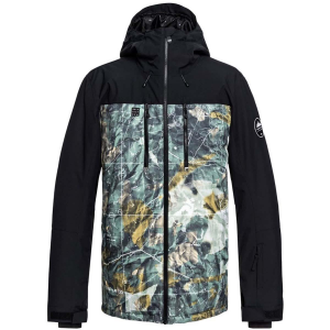 Quiksilver Mission Block Jacket - Men's