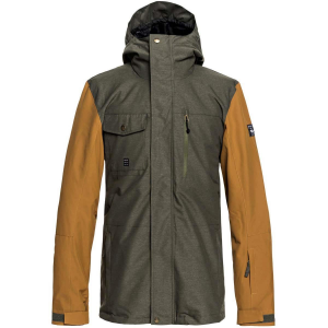 Quiksilver Mission 3 in 1 Jacket - Men's
