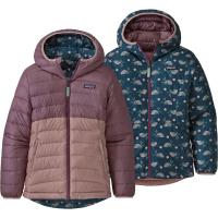Patagonia Reversible Down Sweater Hoody - Girl's