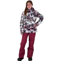 Obermeyer Taja Print Jacket - Teen Girl's