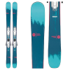 Rossignol Sassy 7 Skis with XP 10 Bindings - Women's