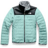 The North Face Reversible Mossbud Swirl Parka - Girl's