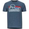 Marmot Marmot Coastal Tee SS - Men's