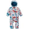 Burton Minishred Infant Buddy Bunting Suit - Girl's