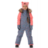 Roxy Toddler Paradise Jumpsuit - Girl's