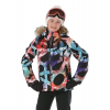 Roxy American Pie Jacket - Girl's