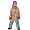 Burton Minishred Illusion One Piece Suit - Girl's