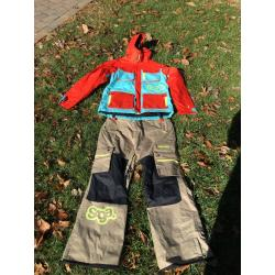 SAGA Snowboard/Ski Jacket and Pants Gear Combo