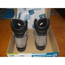 Scarpa Fuego Mountaineering Boots; 2015; Like New; EU Size 43.5
