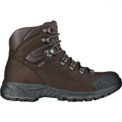 St. Elias GTX Backpacking Boot - Men's Slate Brown/Beluga, 12.0 - Exce