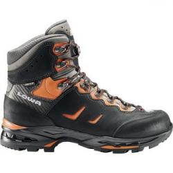 Camino GTX Flex Backpacking Boot - Men's Black/Orange, 10.0 - Good