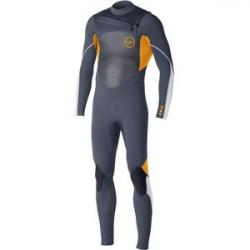 4/3 X2 Axis Wetsuit - Kids' Graphite/Tangelo, 10 - Excellent